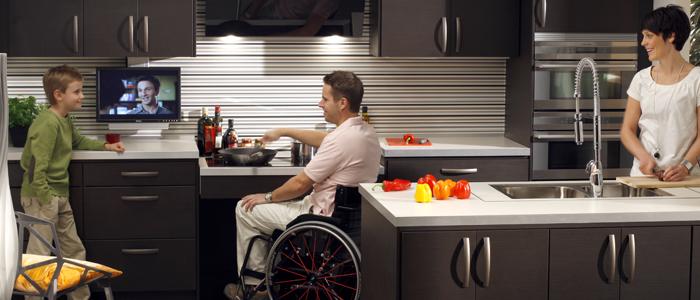 cuisiner sans contrainte avec un handicap