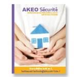 Akeo Sécurité – Système de télésurveillance sans fil Anti Intrusion et Incendie
