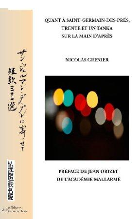 livre nicolas grenier 2011