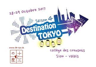 Bannière Destination Tokyo