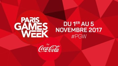Bannière Paris Games Week