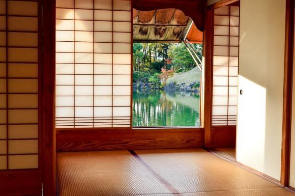 interieur maison japonaise
