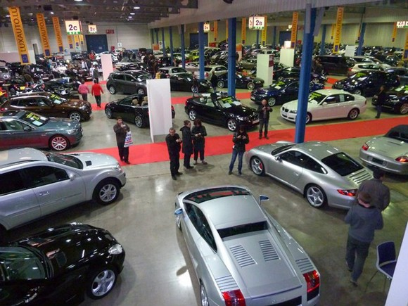 Photo of Le Salon de l'Occasion à Luxembourg : plus de 200 véhicules exposés