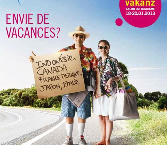 Photo of Salon Vakanz 2013 à Luxembourg, pour des envies d'évasion