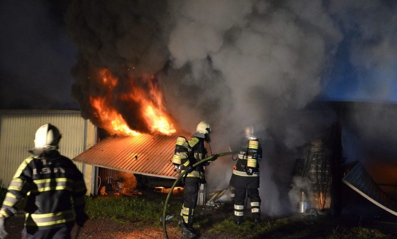 Photo of Cessange : 7 garages et 14 véhicules incendiés ce week-end (photos)
