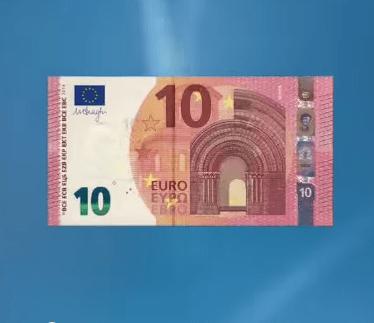 Photo of Le nouveau billet de 10€ arrive aujourd'hui
