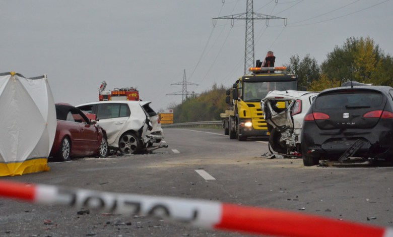Photo of A13 : un tragique accident fait 1 mort et 3 blessés graves
