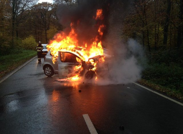 Photo of Accident entre Dippach et Mamer : 1 blessé grave