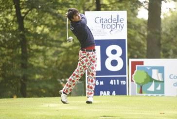 Tournoi de golf à Preisch : Citadelle Trophy International, 3ème édition