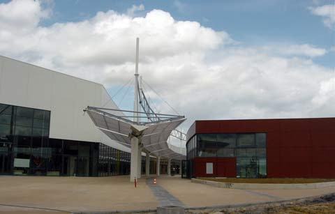 Metzanine la nouvelle ZAC de Metz