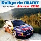 Rallye de France Alsace 2012