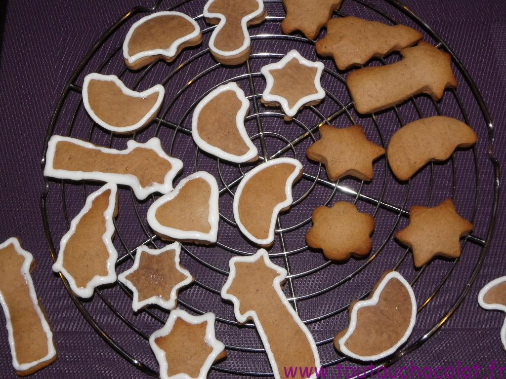 biscuits de noel au pain d epices et au cacao