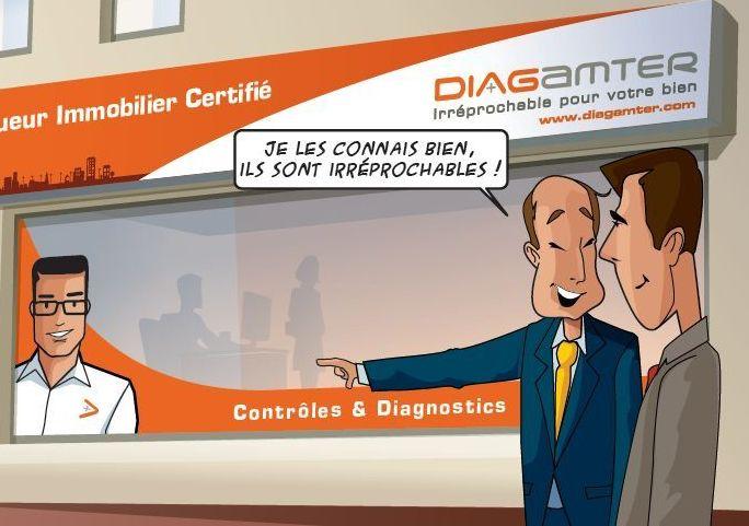 Franchise Diagamter diagnostic immobilier