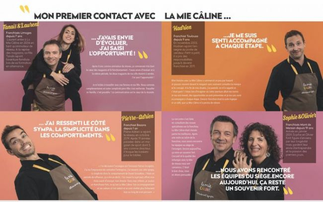 Retrouvez La Mie Caline à Franchise Expo Paris 2020