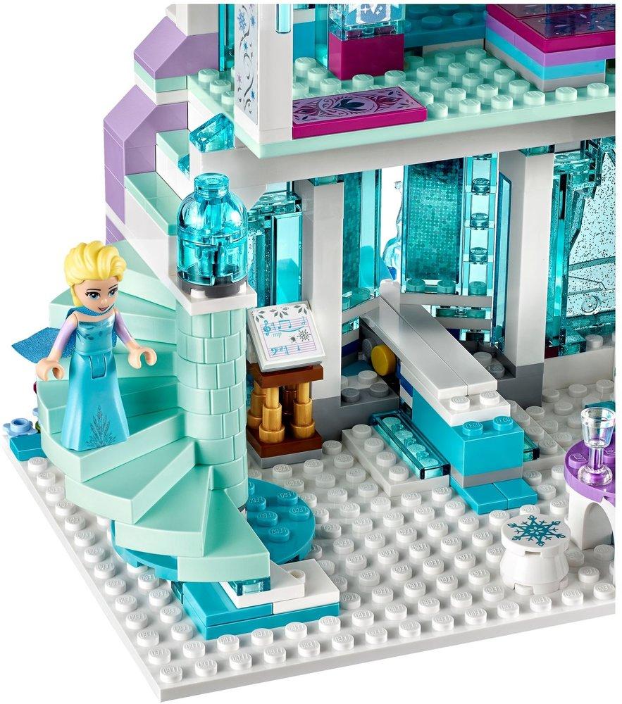lego disney princess 41148 le palais des glaces magique d elsa
