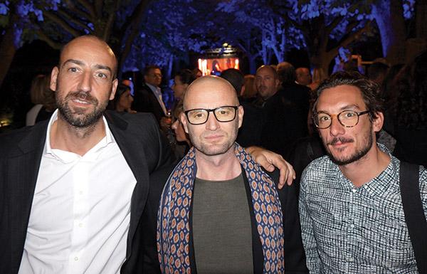 Philippe Manni , Jérôme Louis, Hadrien Mondolini ESPACES ATYPIQUES AIX-MARSEILLE