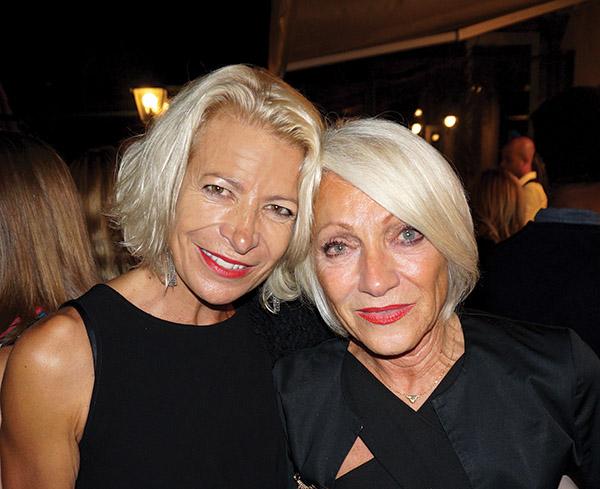Sylvie Suhas & Danièle Fournier-Sicre ENCORE NOUS
