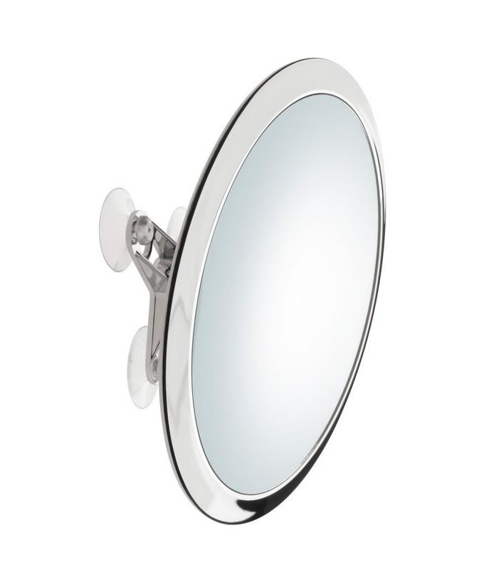 Miroir Grossissant X 5 Avec Ventouse Diam 20 Cm Sibel 4430411