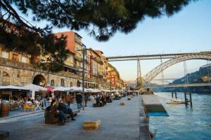Ribeira à Porto