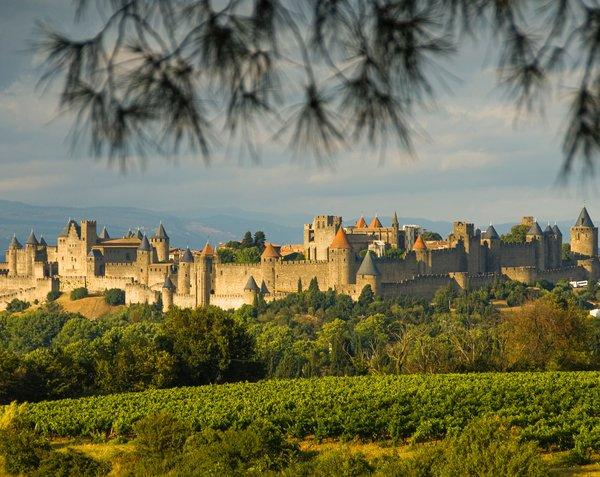 sites touristiques Occitanie cité de Carcassonne