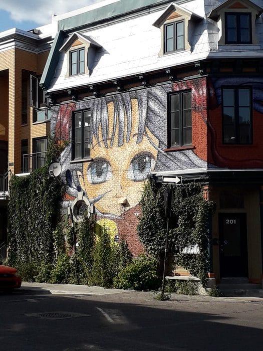 street art montreal quebec