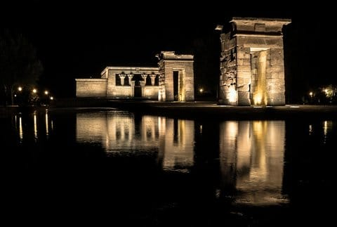 Debod Madrid