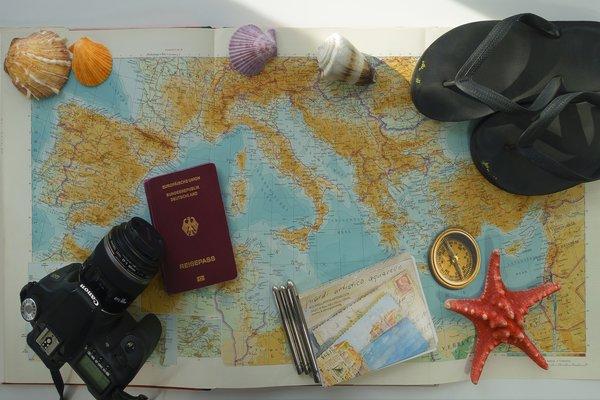 préparer un voyage en famille