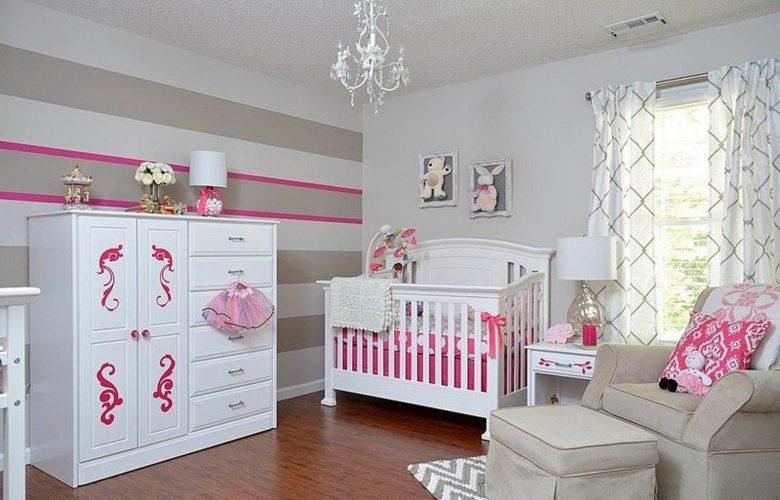 choisir des rideaux pour la chambre de bebe