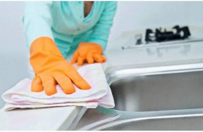 comment nettoyer un evier en inox tout