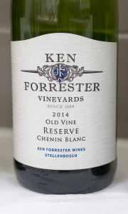 Ken Forrester Chenin Blanc