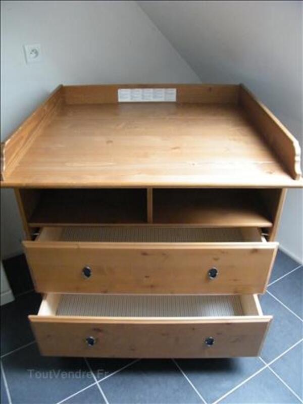 Commode Table à Langer Amovible Ikea Leksvik Vrb La
