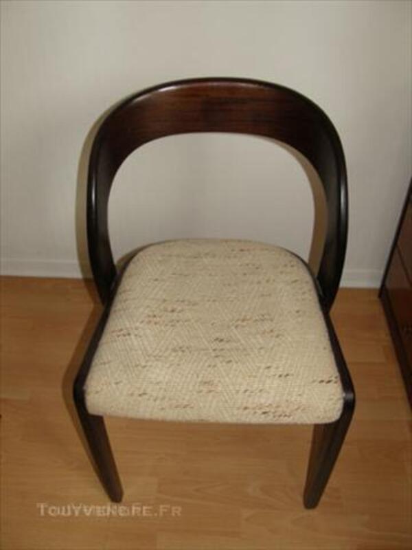 lot de 6 chaises mobilier de france