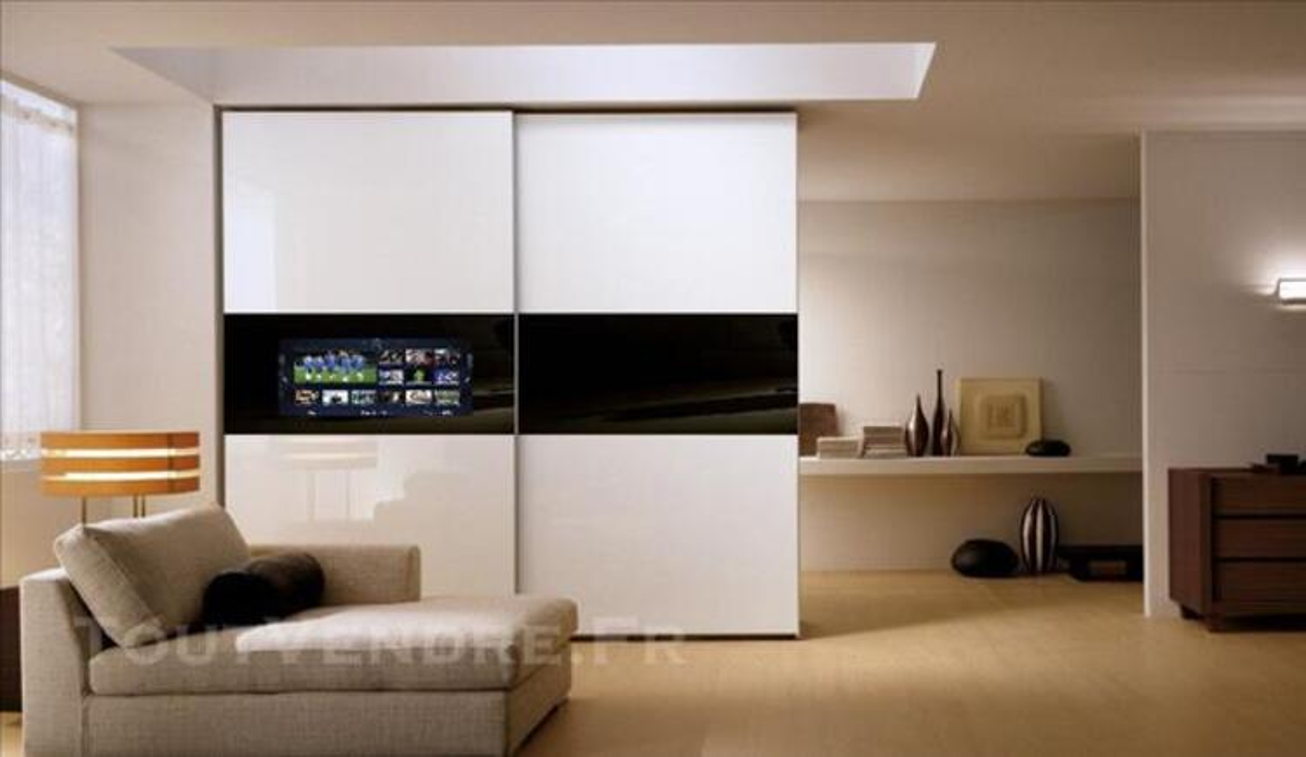meuble tv integree o dressing le cannet