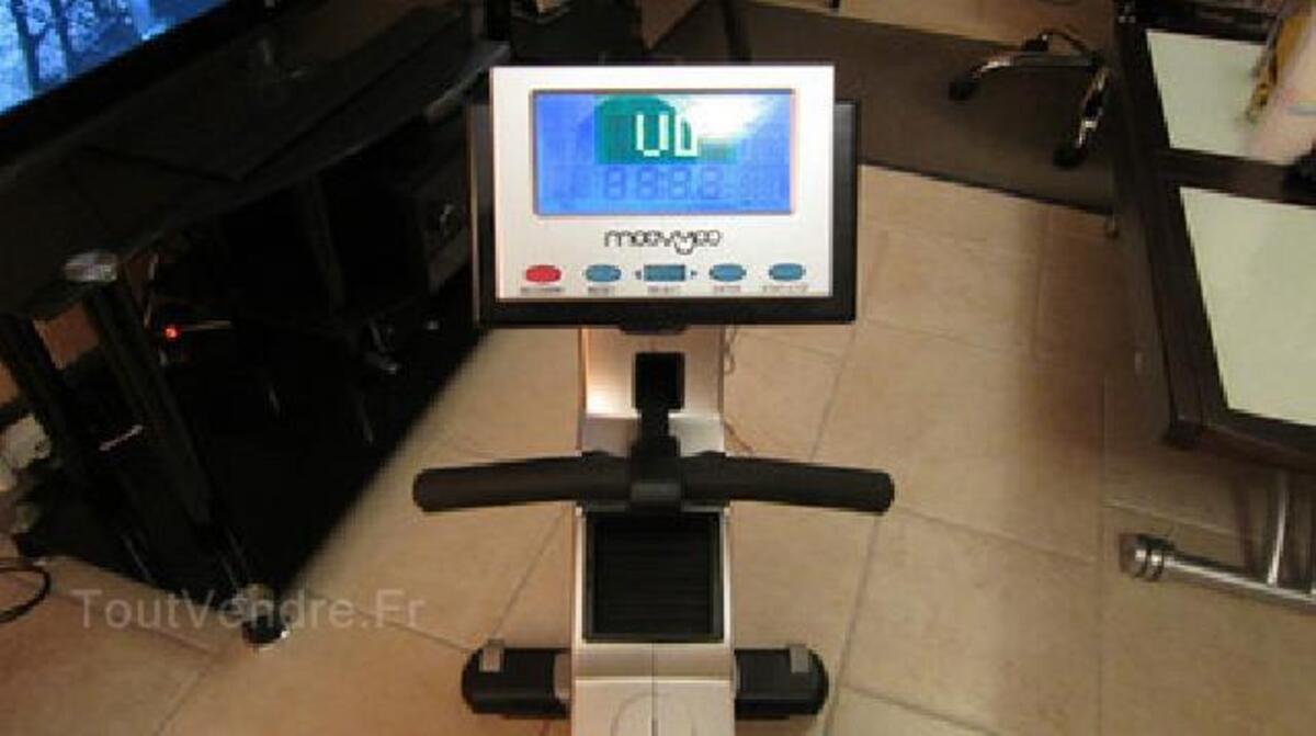 Rameur Moovyoo Racing Rower R99 Neuf Aucune Usures Azille 11700