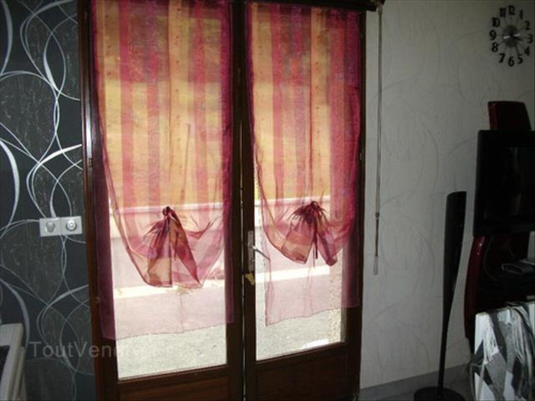 rideaux voilage parme 4x 70 x 160 2x