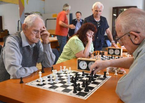 A sakknál fontos a rutin, de az utánpótlásra is szükség van