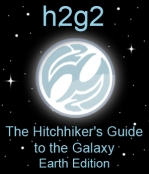 The Hitchhiker's Guide to the Galaxy: Earth Edition