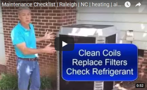 Craig Andes Tower Heating & Air Tips for HVAC Maintenance