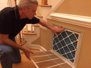 How to Replace Your Home Air Filter