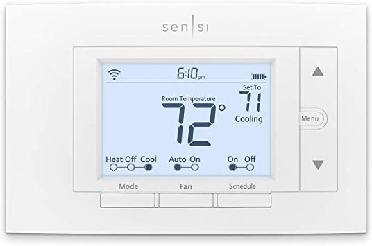 Sensi Smart Thermostat at Tower Heating and Air