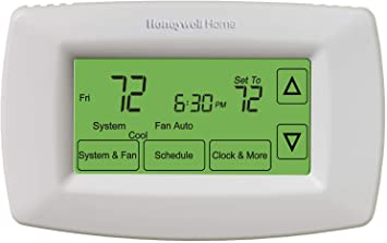 Honeywell Smart Thermostat from Tower Heating and Air