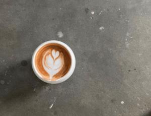 Fall Drink Iris Coffee Lab