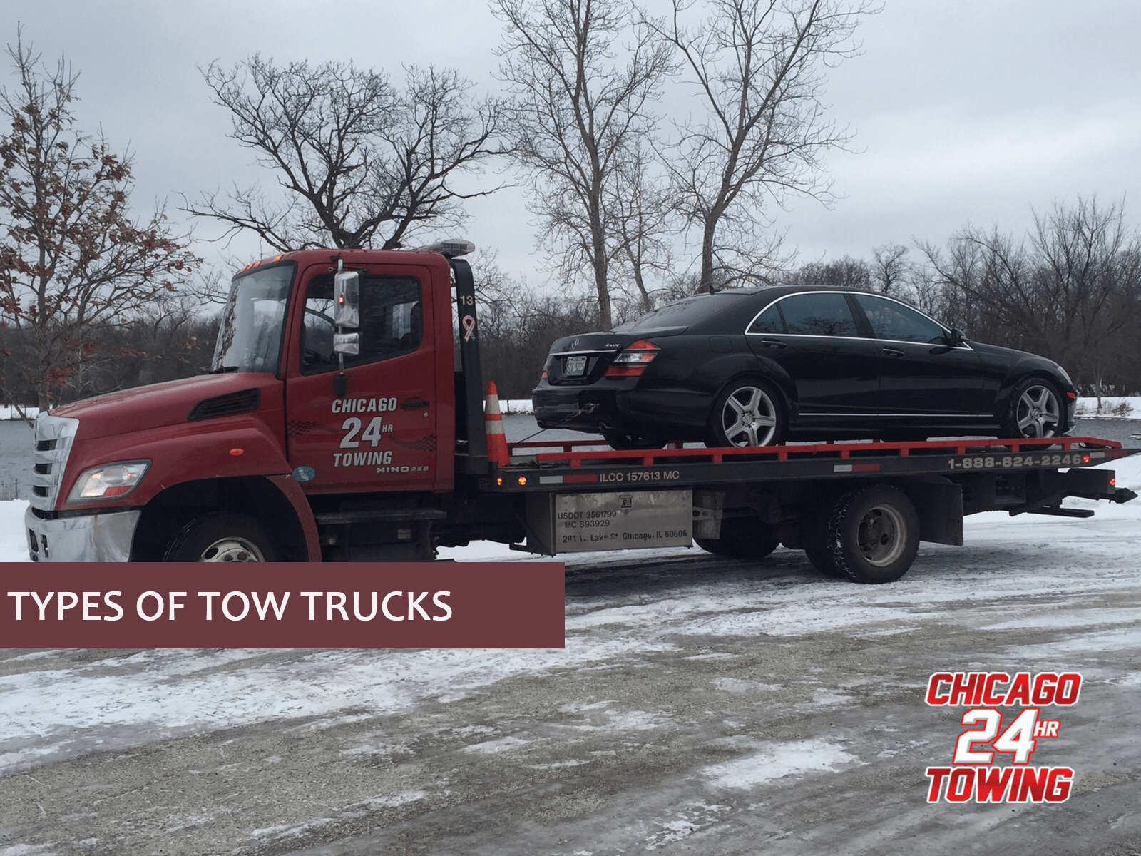 Commerical Towing Chicago Archives