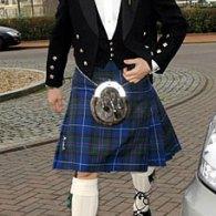 Scottish-American Actor John Barrowman in Civil Partnership