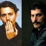 Johnny Depp May Play Freddie Mercury in New Biopic
