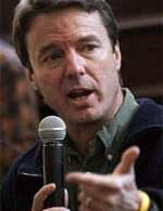 John Edwards Issues Statement on 'Don't Ask, Don't Tell'