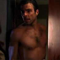 Zachary Quinto: This Naked, Steaming Hero Will Not Be Ignored
