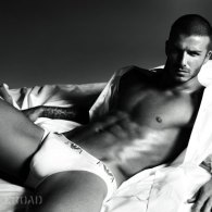 First Look: David Beckham for Emporio Armani Underwear