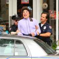 <i>Little Britain</i> in America: A 'Laaady' Arrested in New York!