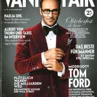 Tom Ford Dons Velvet Mafia Uniform